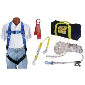 Show details of Alta Industries 2533-U Nailers Fall Protection Compliance Kit.