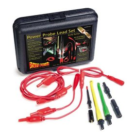 Show details of Power Probe LS01 Power Probe Lead set.