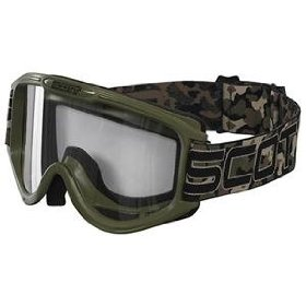 Show details of Scott 83 ATV Goggles - --/Camo.