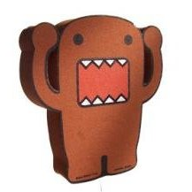 Show details of Domo Kun mascot of Japan's NHK television station Antenna Topper or Fridge Magnet.
