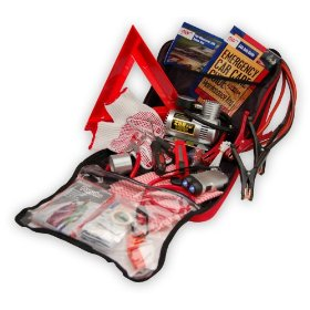 Show details of AAA 73 Piece Adventurer Road Assistance Kit.