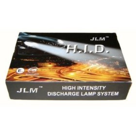 Show details of JLM HID conversion kit H4(9003) 6000K Hi/Lo Dual Xenon (ultra white).