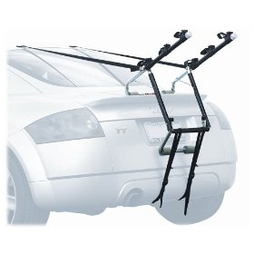 Show details of Allen Deluxe 3-Bike Trunk Mount Rack.