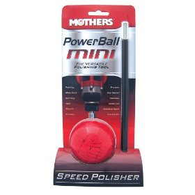 Show details of Mothers 05141 PowerBall Mini Polishing Tool.