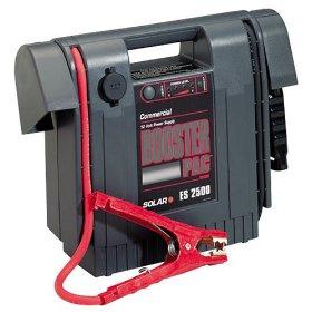 Show details of Clore Automotive ES2500KE 12 Volt Portable Battery Booster Pack.