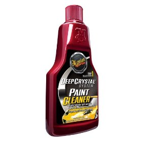 Show details of Meguiar's A3016 Deep Crystal Cleaner.