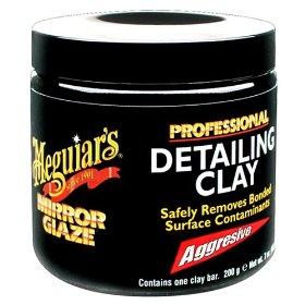 Show details of Meguiar's C-2100 Professional Detailing Clay, Aggressive.