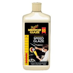Show details of Meguiar's M8032 Speed Glaze - 32 oz..