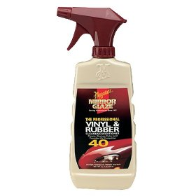 Show details of Meguiar's M4016 #40 Vinyl/Rubber Cleaner 16 oz..