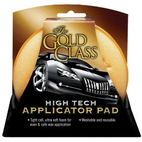 Show details of Meguiar's X3070 HiTech Applicator Pad - Pack of 2.