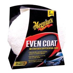Show details of Meguiar's X3080 EvenCoat Applicator - Pack of 2.