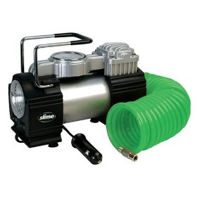 Show details of Slime COMP06 Pro Power Heavy-Duty Tire Inflator.