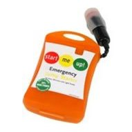 Show details of Start Me Up 2 Auto Emergency Jump Start Battery.