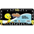 Show details of Tweety Bird Glitter Car Truck SUV License Plate Frame.