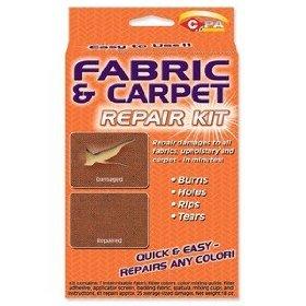 Show details of CIPA 07003 Fabric and Carpet Repair Kit.