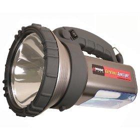Show details of Wagan 2 Million Brite-Nite Spotlight Lantern.
