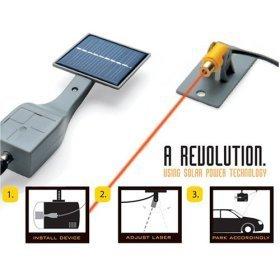 Show details of Instapark Laser-Guided Parking System, Model# IP-1.