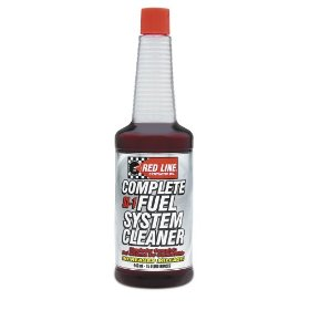 Show details of Red Line SI-1 Fuel System Cleaner - 15 Ounce, Pack of 12.