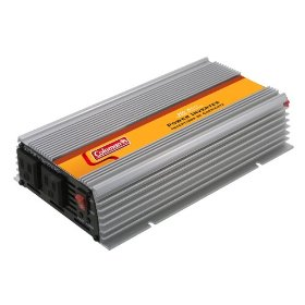 Show details of Coleman 800 Wat Power Inverter - 1600 Watts Peak Power #PMP800.