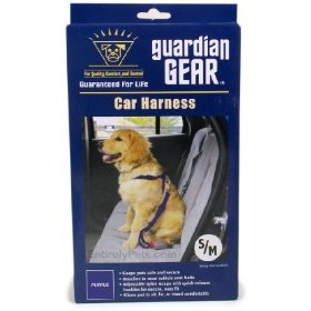 Show details of Guardian Gear Car Harness - S/M.