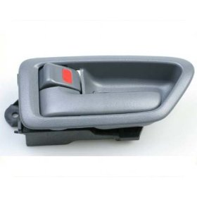 Show details of 97 98 99 00 01 Toyota Camry Inside Left Door Handle Gray 1997 1998 1999 2000 2001.