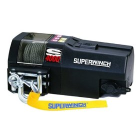 Show details of Superwinch 1440200 S4000 High Performance Utility Series Trailer Winch.