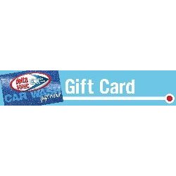 Show details of $25 Gift Card.