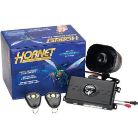 Show details of Hornet 740T Security System.