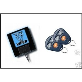 Show details of Viper 350HV Car Alarm With Blue Viper Electroluminescent Logo.