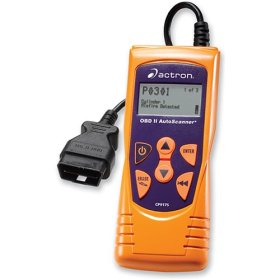 Show details of Actron CP9175 AutoScanner Diagnostic Code Scanner with Freeze Frame Data for OBDII Vehicles.