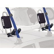 Show details of Thule 835XTR Hullaport Rooftop Kayak Carrier.