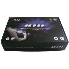 Show details of JLM SLIM HID Conversion Kit H4/9003/HB2 6000K Hi/Lo Dual Xenon (Diamond White).