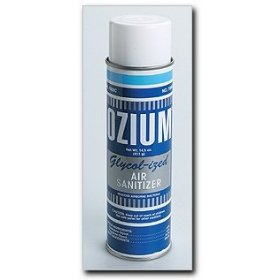 Show details of Medo #OZS-1 14.5OZ Air Sanitizer.