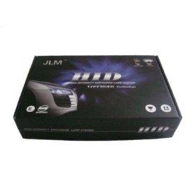 Show details of JLM SLIM HID Conversion Kit 9007 10000K Hi/Lo Dual Xenon (Brilliant Blue).