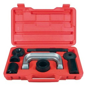 Show details of Astro Pneumatic 7865 Ball Joint Service Tool with 4 Wheel Drive Adapters.