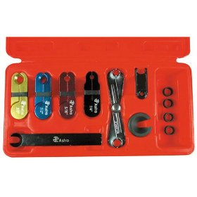 Show details of Astro Pneumatic 7892 8-Piece Fuel and Transmission Line Disconnect Tool Set.