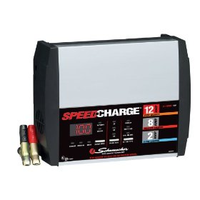 Show details of Schumacher SC-1200A SpeedCharge 12/8/2 Amp Charger/Maintainer/Starter/Tester.