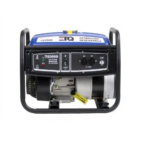 Show details of Eastern Tools & Equipment TG3000 3,000 Watt 4.8 HP 171cc 4-Cycle OHV Gas Powered Portable Generator (Non-CARB Compliant).