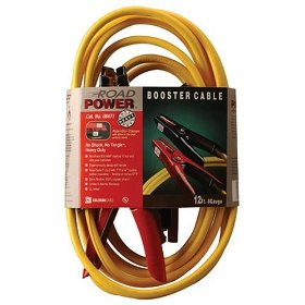 Show details of Coleman Cable 08471 12' 8-Gauge 500-Amp UL-Polar Glo Yellow Automotive Booster Cable.