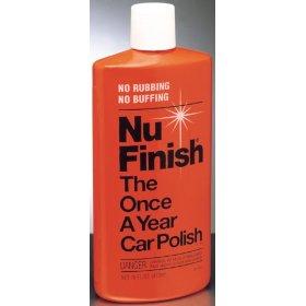 Show details of Nu Finish Liquid Car Polish.