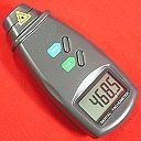 Show details of Digital Laser Photo Tachometer (Tach) Non-Contact.