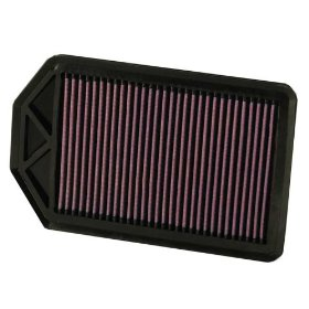 Show details of K&N 33-2377 Replacement Air Filter.