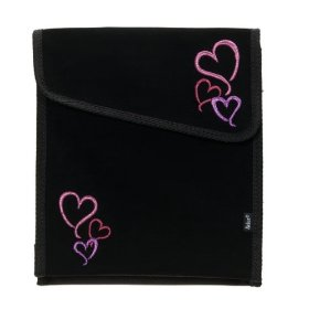 Show details of Hearts Litter Bag.