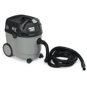 Show details of Porter-Cable 7812 10-Gallon 1-1/2-Horsepower Tool-Start Wet/Dry Vacuum.