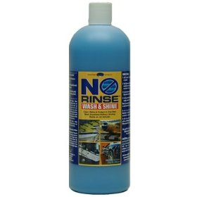 Show details of 32oz. Optimum No Rinse Wash & Shine.
