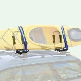 Show details of Thule 835PRO Hullaport Pro Rooftop Kayak Carrier.