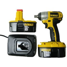 Show details of DEWALT DC820KA Heavy-Duty 18-Volt 1/2-Inch Compact Impact Wrench.
