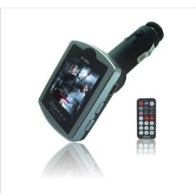 Show details of MP3/MP4/WMA Player & FM transmitter with 2GB Samsung flash memory built-in.