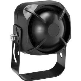 Show details of Install Essentials 515R Self-Powered Rechargeable 6-Tone Siren.