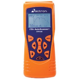 Show details of Actron CP9185 Elite Autoscanner Diagnostic Code Scanner With Live Read, Record and Playback Capability For OBDI and OBDII Vehicles.